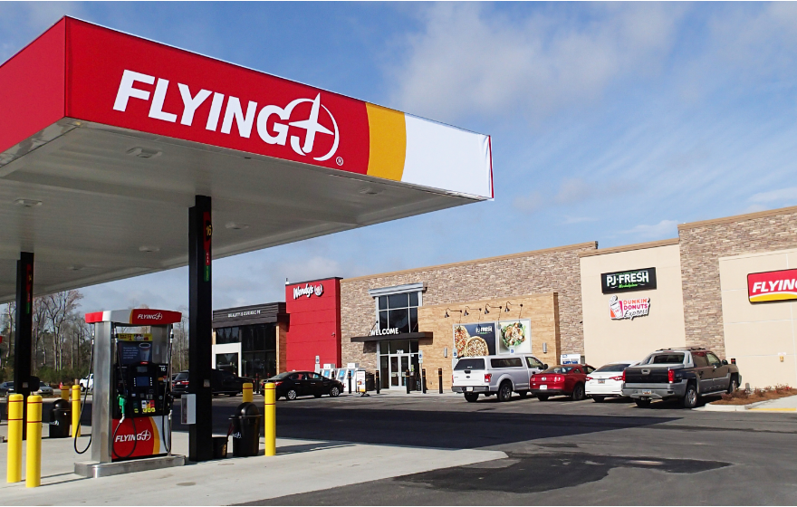 Pilot Flying J Guest Satisfaction Survey